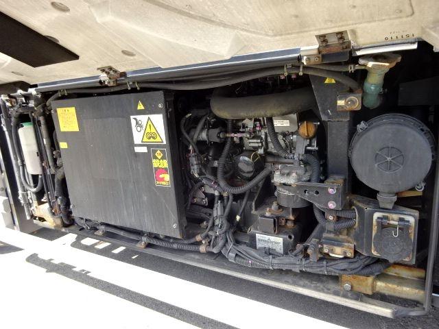 三菱 H28 スーパーグレート 3軸 低温冷凍車 画像13