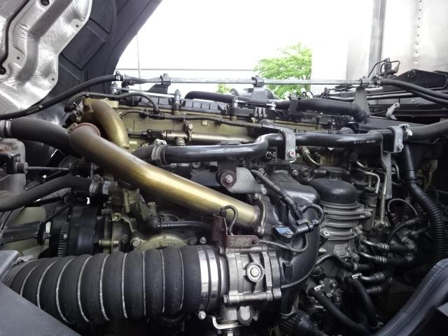 三菱 H28 スーパーグレート 3軸 低温冷凍車 画像15