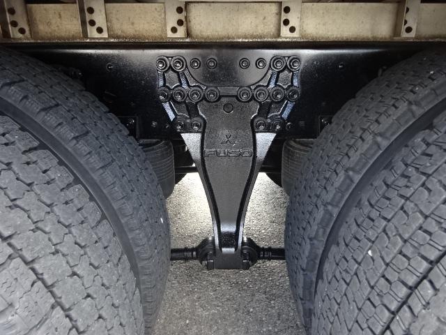 三菱 H28 スーパーグレート 3軸 低温冷凍車 画像17