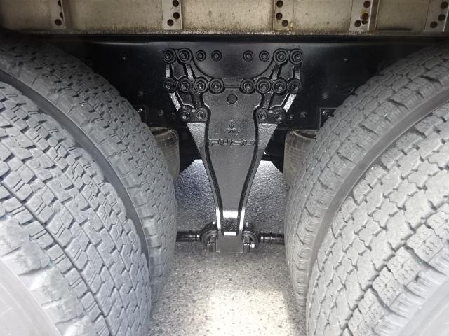 三菱 H28 スーパーグレート 3軸 低温冷凍車 画像18