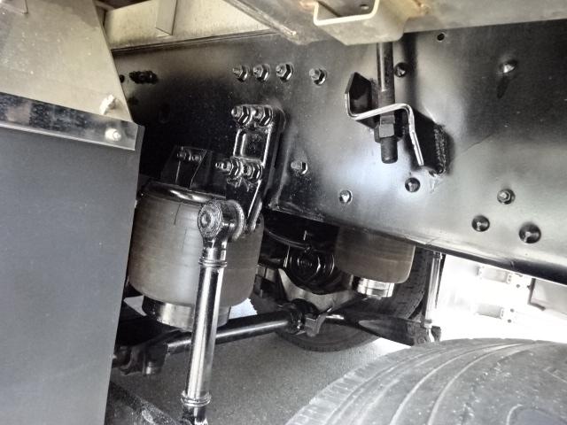 三菱 H28 スーパーグレート 3軸 低温冷凍車 画像20