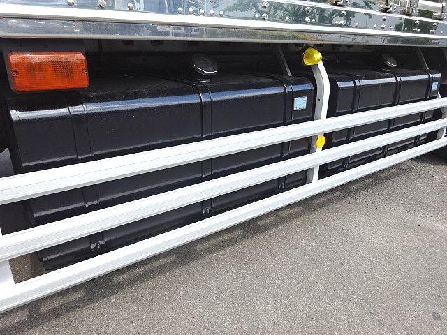 三菱 H28 スーパーグレート 3軸 低温冷凍車 画像21