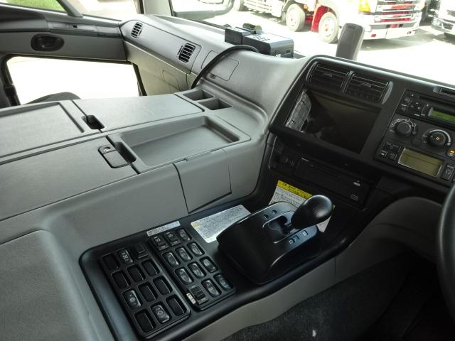 三菱 H28 スーパーグレート 3軸 低温冷凍車 画像25