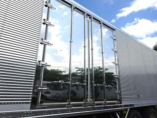 三菱 H28 スーパーグレート 3軸 低温冷凍車 画像5