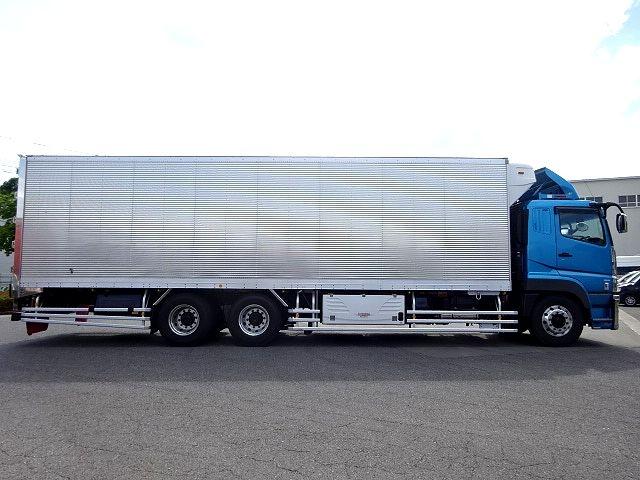 三菱 H28 スーパーグレート 3軸 低温冷凍車 画像6
