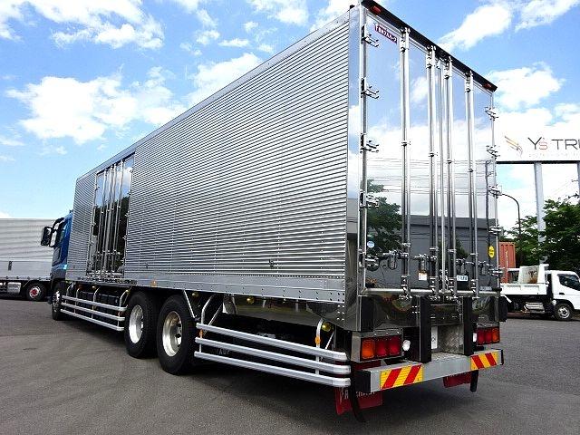 三菱 H28 スーパーグレート 3軸 低温冷凍車 画像9