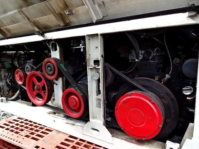 菱重製 冷凍機 TU73D 画像6