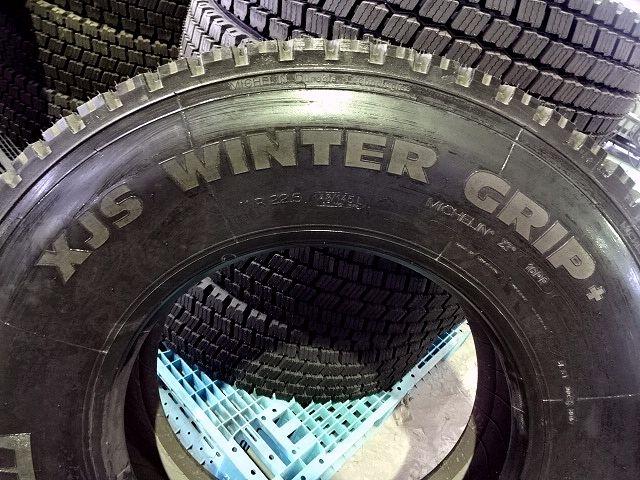 ミシュラン XJS WNTER GRIP+ 11R22.5 16PR 画像3