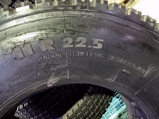 ミシュラン XJS WNTER GRIP+ 11R22.5 16PR 画像4
