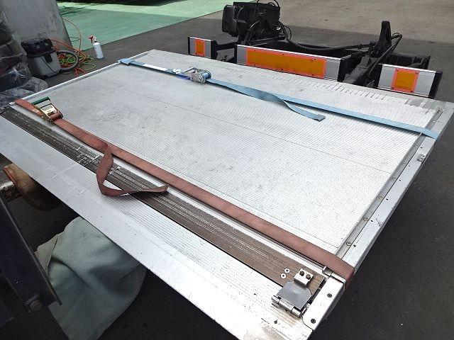 フルハーフ 跳ね上げ式パワーゲート 4t ワイド用 画像2