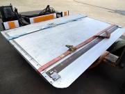 フルハーフ 跳ね上げ式パワーゲート 4t ワイド用