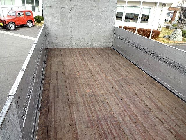 H17 フルハーフ 4軸低床用 アルミウィング  画像14