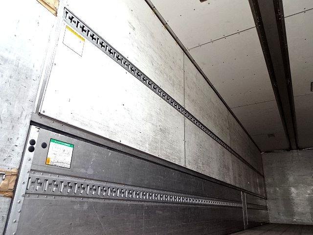 H17 フルハーフ 4軸低床用 アルミウィング  画像8