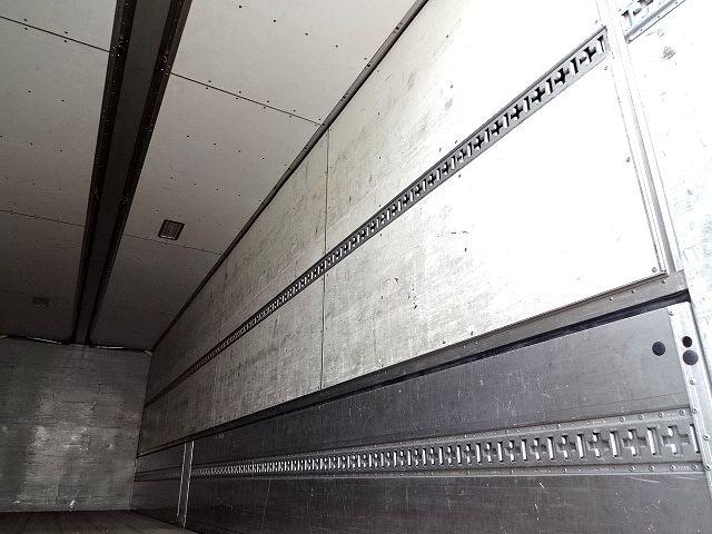 H17 フルハーフ 4軸低床用 アルミウィング  画像9