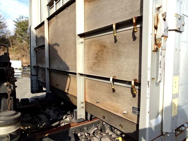 H18 4t 標準 平 アルミブロック 荷台長622cm 画像10