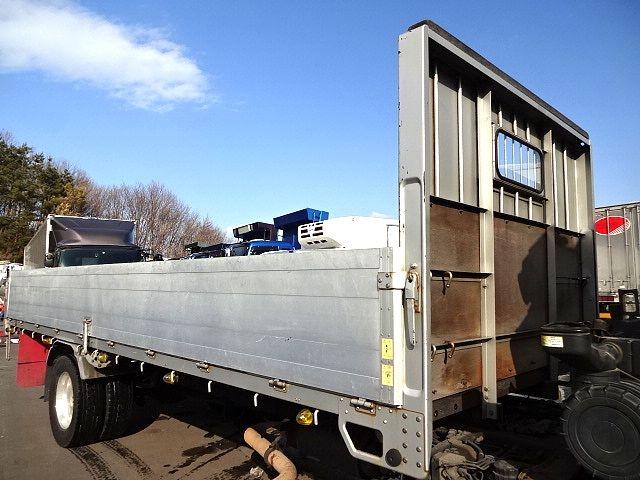 H18 4t 標準 平 アルミブロック 荷台長622cm 画像2