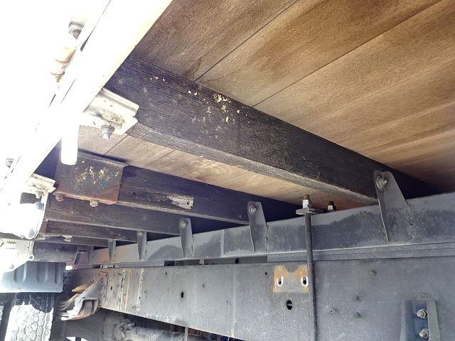 H18 4t 標準 平 アルミブロック 荷台長622cm 画像8