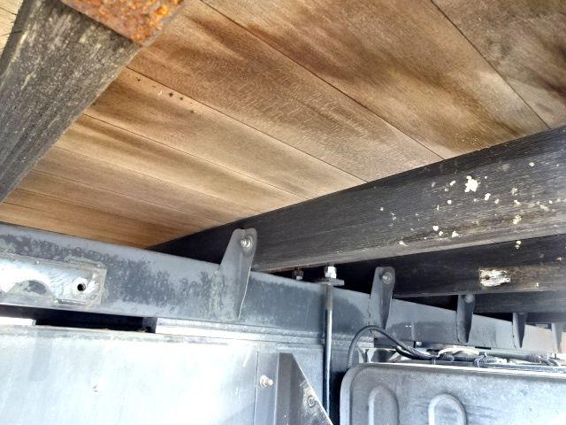 H18 4t 標準 平 アルミブロック 荷台長622cm 画像9