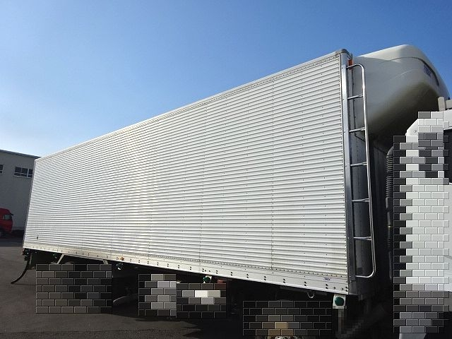 H15 トレクス 3軸高床用 冷凍箱 画像4