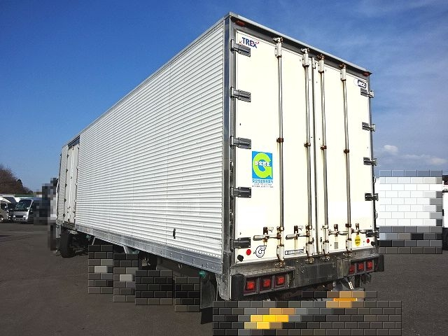 H15 トレクス 3軸高床用 冷凍箱 画像5