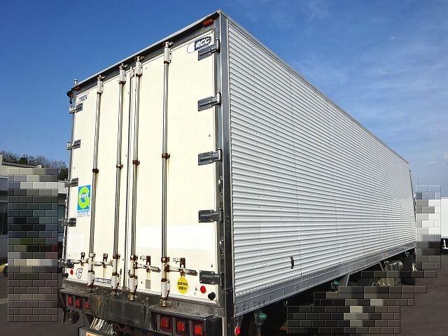 H15 トレクス 3軸高床用 冷凍箱 画像7