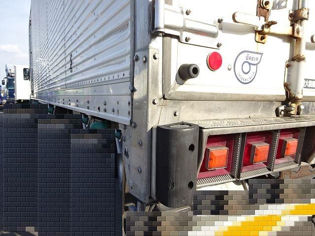 H15 トレクス 3軸高床用 冷凍箱 画像10