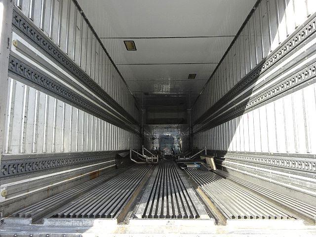 H15 トレクス 3軸高床用 冷凍箱 画像12
